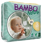 Bambo Nature Nappies Midi 5-9kg 33