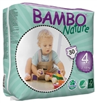 Bambo Nature Nappies Maxi 7-18kg 30