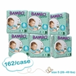 Bambo Nature Nappies Junior 12-22kg 162