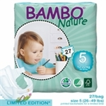 Bambo Nature Nappies Junior 12-22kg 27