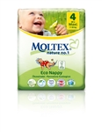 Moltex Nature n.1 eco nappies MAXI 7-18kg 30