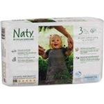 Naty by Nature Babycare Nappies Size 3 (4-9kg) 31