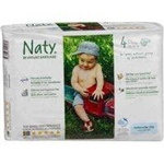 Nature Babycare Nappies Size 4 7-18kg 27 nappies