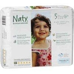 Nature Babycare Nappies Size  5 11-25kg 92
