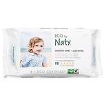 Nature Babycare baby Wipes 56s
