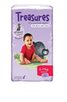 Bulk Treasures Nappies Crawler Unisex 44 nappies
