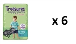 Bulk Treasures Nappy Pants Toddler Unisex 108 nappies
