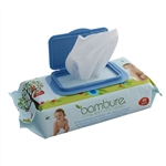 Bambure Natural Baby Wipes 80pk
