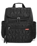 Skip Hop Forma Backpack Nappy Bag - Jet black