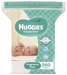 Huggies Baby Wipes Unscented Wipes Refill