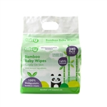 BabyU Bamboo Baby Wipes 240's