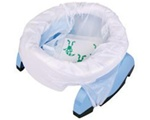 Baby U Potette Plus 2 in 1 Portable Potty and Trainer Seat
