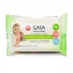 Gaia Bamboo Wipes 20pk