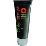 Only Papaya Facial Scrub with Opal A 70ml