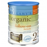 Bellamy's Organic Step2 Follow On Formula (From 6 months)