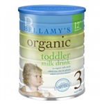 Bellamy's Organic Baby Formula Step3 Toddler  (From 12 months)