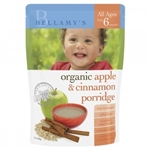 Bellamy's Organic  Apple Cinnamon Porridge (From 6 months)
