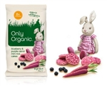 Only Organic Blueberry & Purple Carrot Mini Rice Cakes