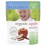 Bellamy's Organic  Apple Snacks(From 12 months)