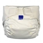 Bambin0 Mio Miosolo All In One Reusable Nappy - Marshmallow White