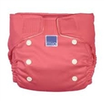 Bambino Mio Miosolo All In One Reusable Nappy - Rasberry