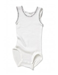 Bonds Baby Signature Singletsuit White - Size 00