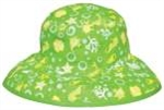 Baby Banz Reverse Hat Green/Green Sea 0-2 yrs