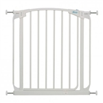 Dreambaby safety gate Chelsea Swing Closed Doorway White F160W