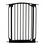 Dreambaby safety gate Chelsea Tall swing closed F190B  Black