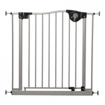 Dreambaby Safety Gate Magnetic Sure Close Silver F870S