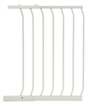 Dreambaby safety gate extension Liberty 54cm White