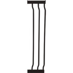 Dreambaby safety gate extension Liberty Tall 18cm Black
