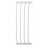 Dreambaby safety gate extension Liberty 27cm White