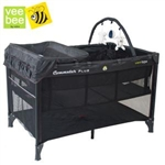 Valco Vee Bee Commuter Cot - Carbon Plus