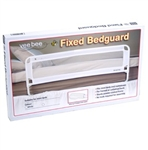 Valco Vee Bee Fixed Bedguard - White