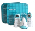Angelcare Sound & Movement Rechargeable Monitor AC401-2P