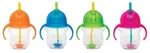 Munchkin Weighted Flexi-Straw Cup 207ml 6m+ - Blue