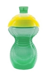 Munchkin Click Lock Bite Proof Sippy Cup 266ml 9m+ Green