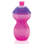 Munchkin Click Lock Bite Proof Sippy Cup 266ml 9m+ Pink