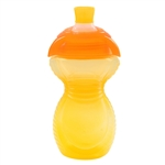 Munchkin Click Lock Bite Proof Sippy Cup 266ml 9m+ Yellow