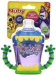 Nuby Monster No Spill Cup 4m+ 210ml