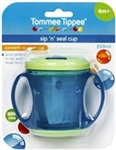 Tommee Tippee Sip n Seal Cup 4m+ 200ml - Blue and Green