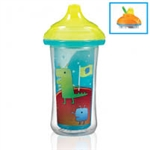 Munchkin Click Lock Insulated Straw Cup 266ml 12m+ UFO Aliens