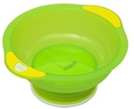 Heinz Baby Basics Unbelievabowl Suction Bowl Green
