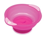 Heinz Baby Basics Unbelievabowl Suction Bowl Pink