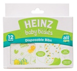Heinz Baby Basics® Disposable Bibs