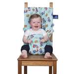 Paddington Blue Totseat Portable Highchair