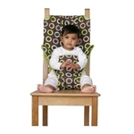 Choc Chip Totseat Portable Highchair