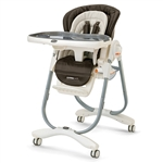 Chicco Polly Highchair Magic Luxe - Rattania