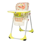Chicco Polly Highchair Double Phase - Sunny